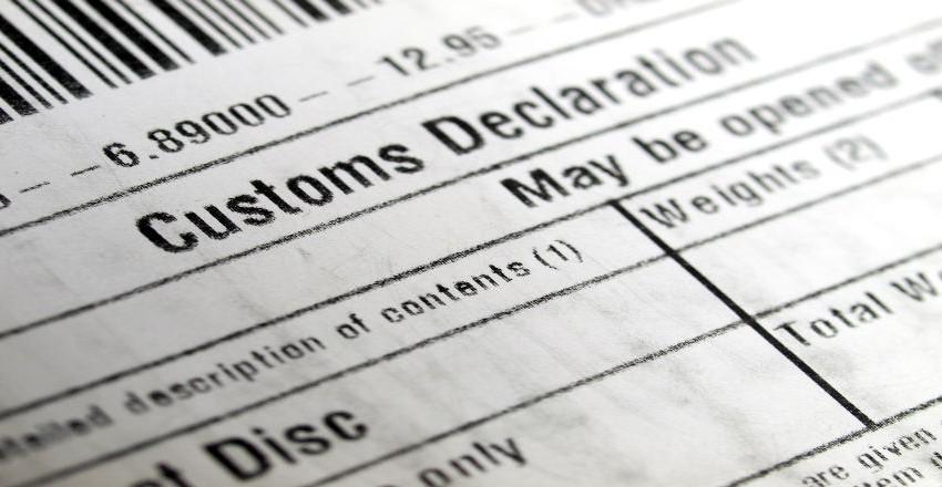 Customs Brokerage, Import Declaration, Warehouse Declaration