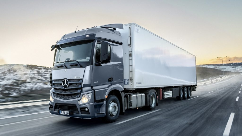 Land Freight, Road Freight